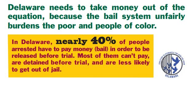 money out of bail
